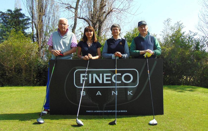 Fineco Golf Cup 2018 Bologna