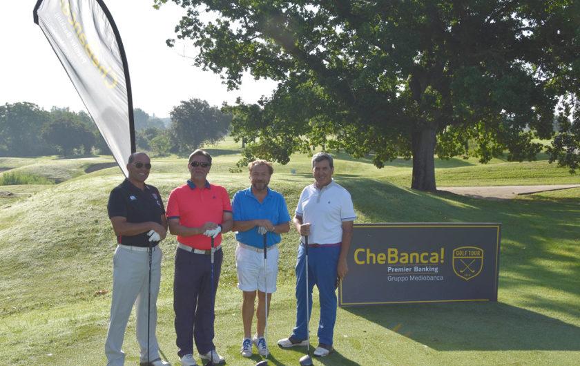 Che Banca Premier Banking Golf Tour Marco Simone