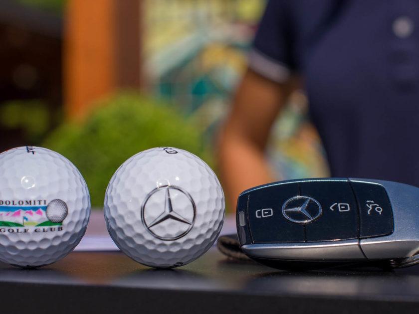 MercedesTrophy 2018 al Dolomiti Golf Club