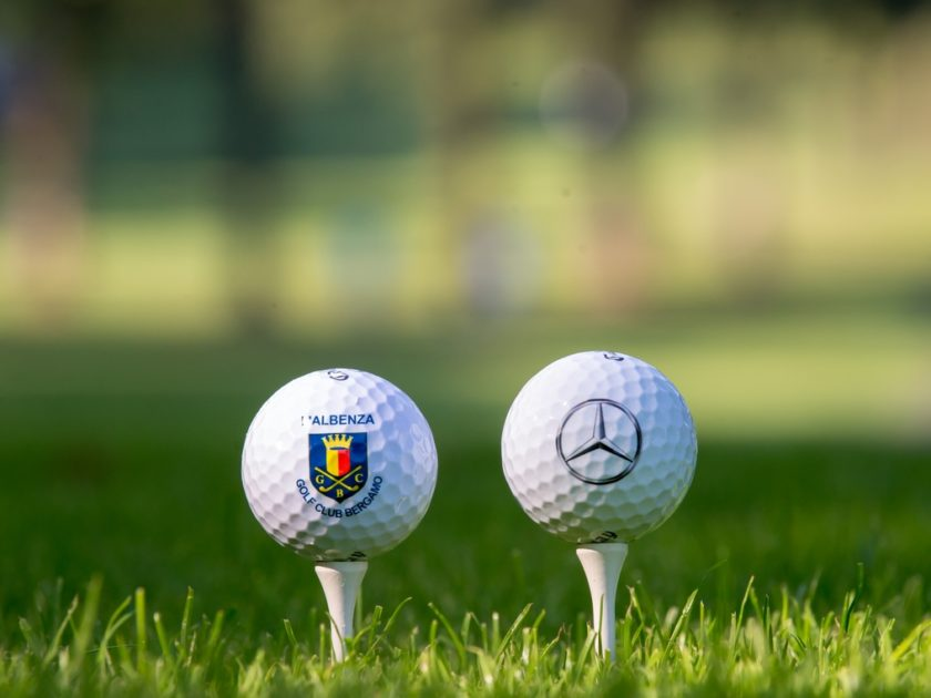 Il MercedesTrophy al Golf Club Bergamo l'Albenza