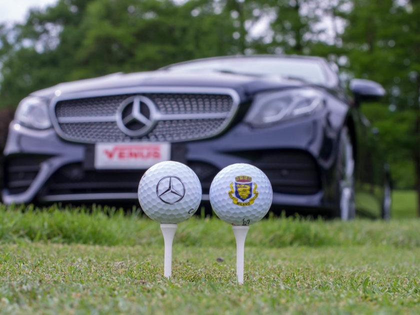 Il MercedesTrophy al Golf Club Milano