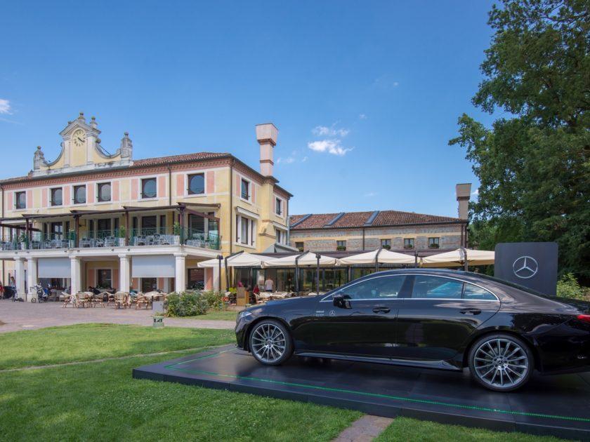 MercedesTrophy ospite al Golf della Montecchia