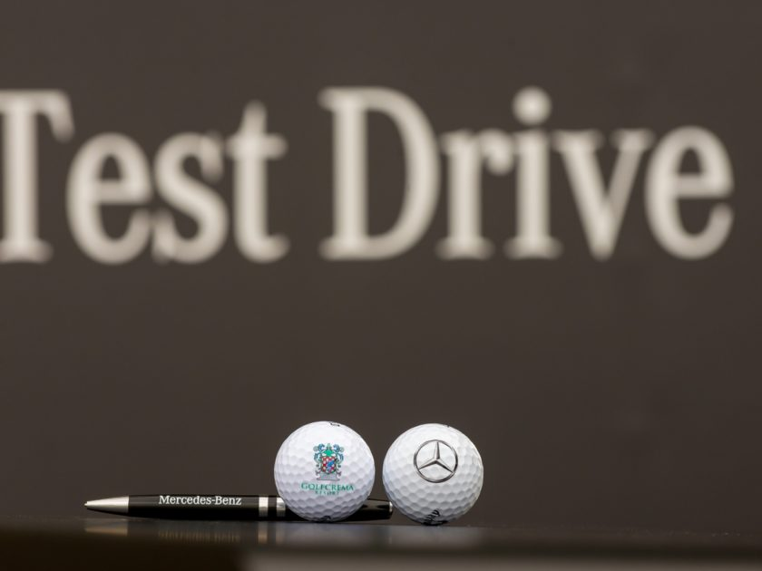 Il MercedesTrophy torna al Golf Crema