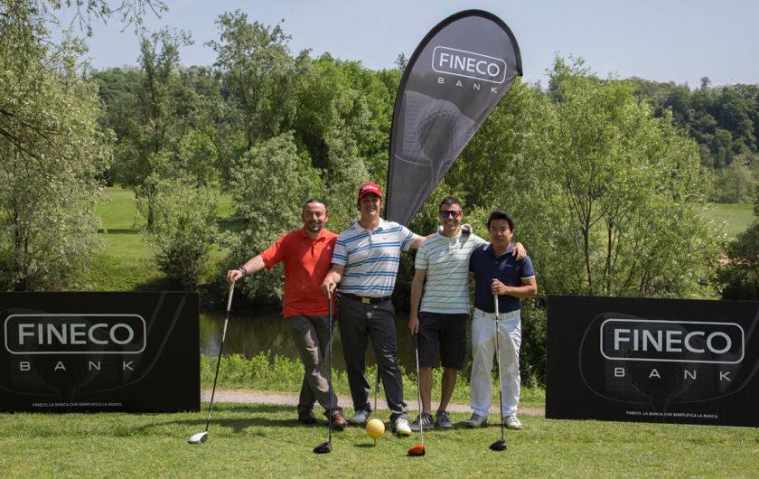 Fineco Golf Cup 2018 Villa Paradiso
