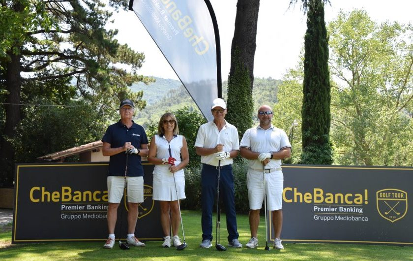 Che Banca Premier Banking Golf Tour Garlenda