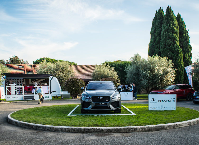 Jaguar Golf Trophy: 16° appuntamento al Golf Club Parco de' Medici