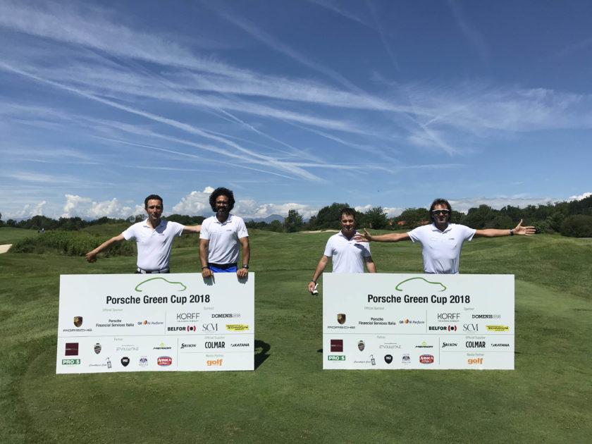 Quarto appuntamento per i golfisti del Porsche Green Cup