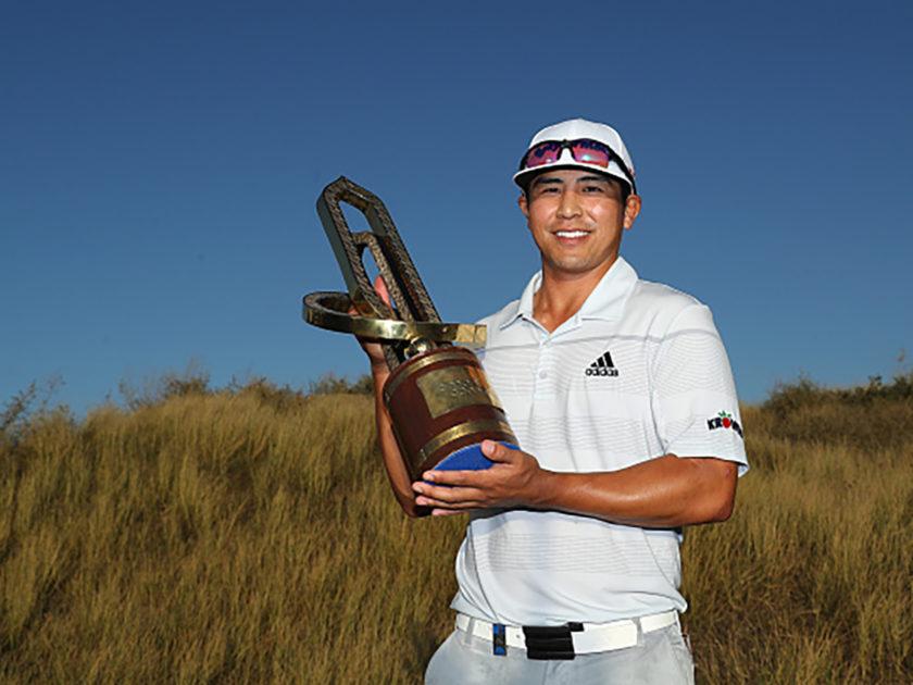 Oman Open: vince Kurt Kitayama