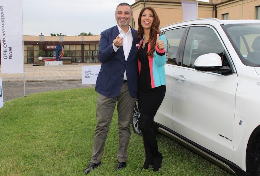 Appuntamento BMW al Marco Simone