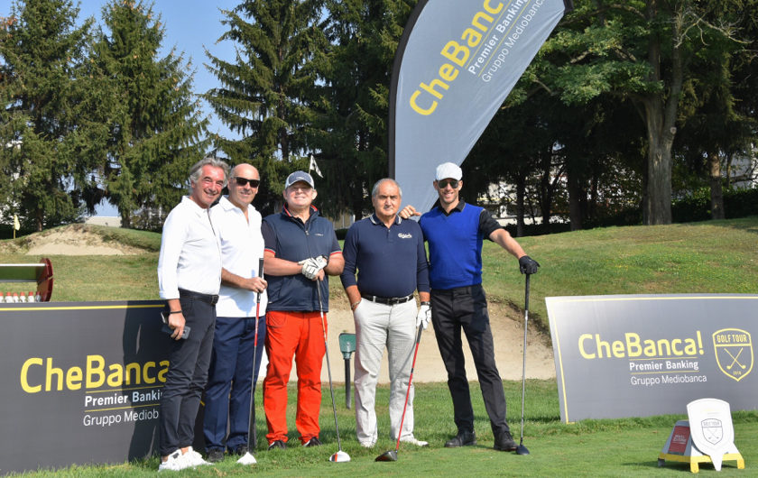 Che Banca Premier Banking Golf Tour Le Robinie