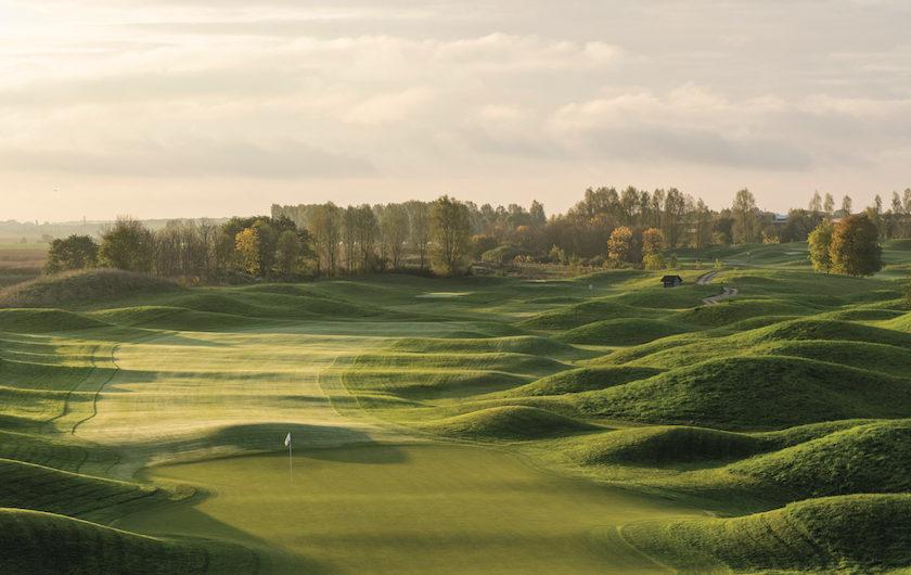 Parigi Novotel Saint Quentin Golf National