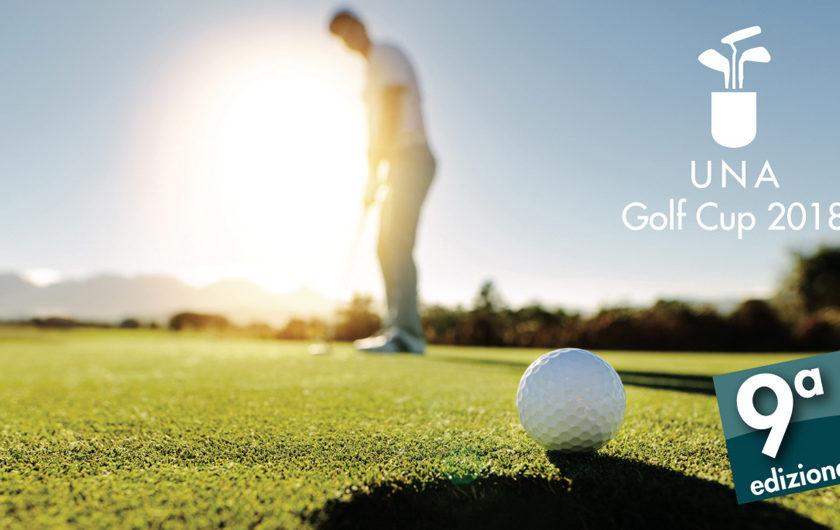 Una Golf Cup 2018