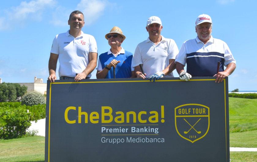 Che Banca Premier Banking Golf Tour San Domenico