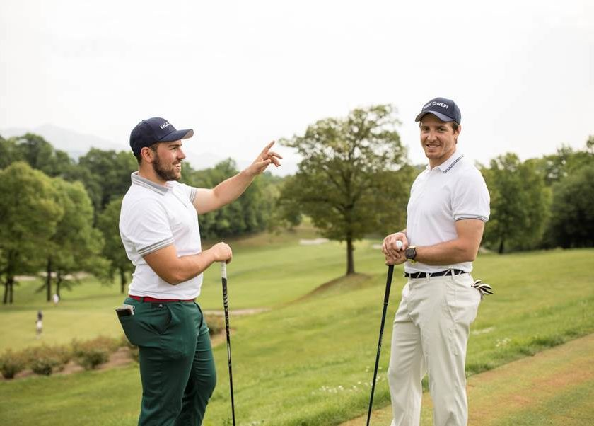Falconeri Golf Cup: buona la seconda