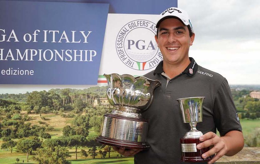 Cianchetti vince il 42° PGAI Championship