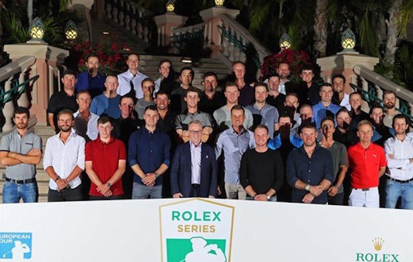 L'Open nelle Rolex Series
