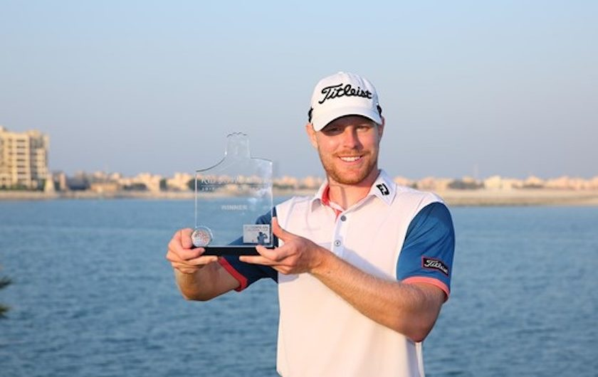 Challenge: negli Emirati playoff con eagle per Jens Dantorp