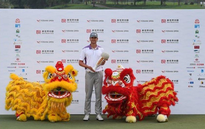 Challenge: Laporta decimo in Cina