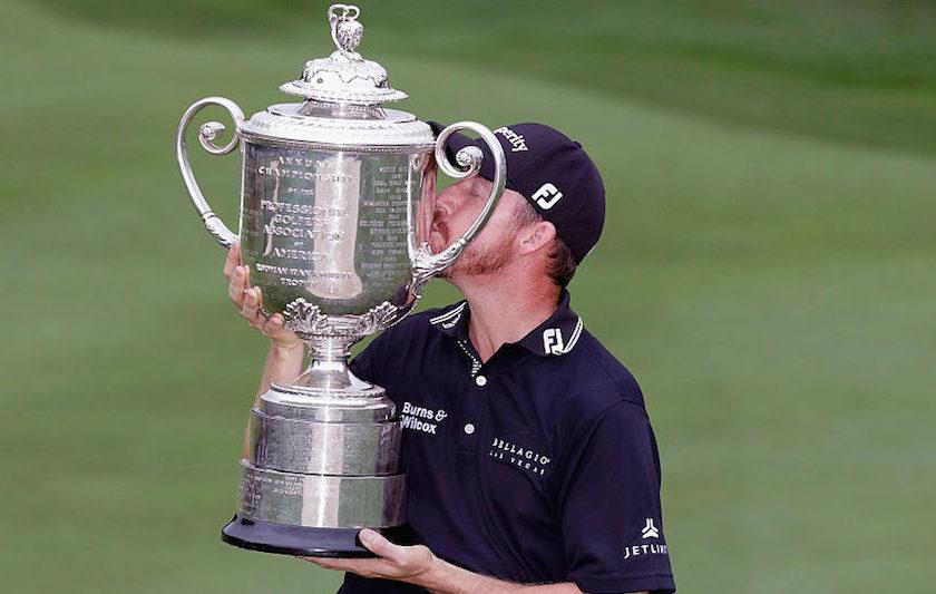 PGA Championship: vince Jimmy Walker