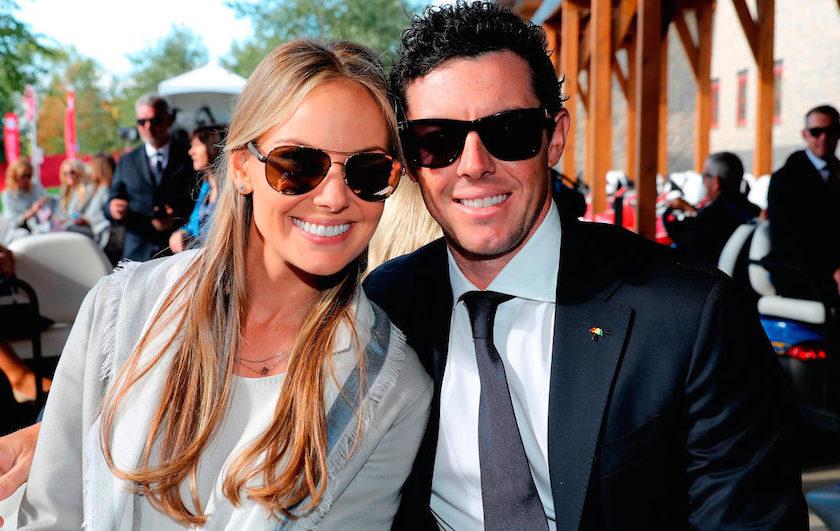 Rory McIlroy ed Erica Stoll <br/>sposi a primavera