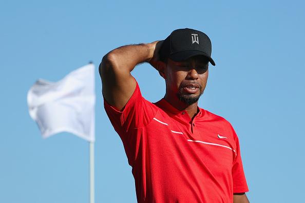 Woods: finale da dimenticare