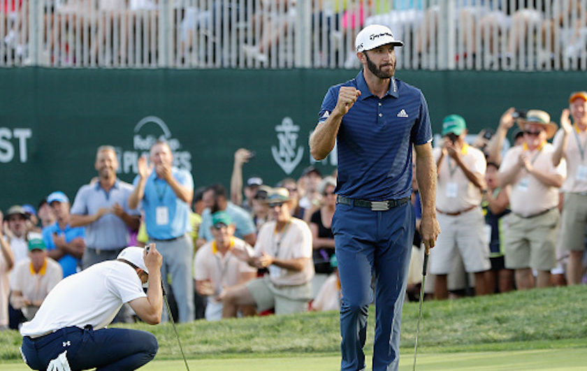 PGA Tour: DJ batte JS alla prima di spareggio