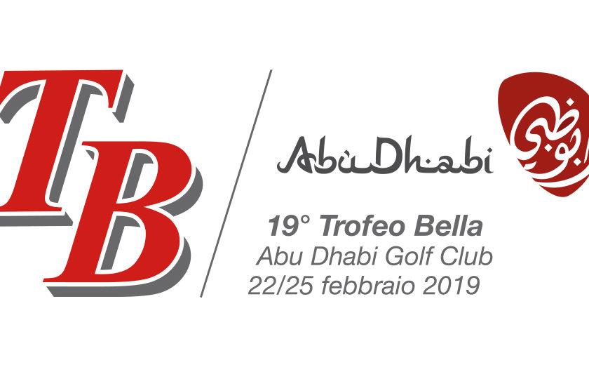 Il Trofeo Bella ad Abu Dhabi