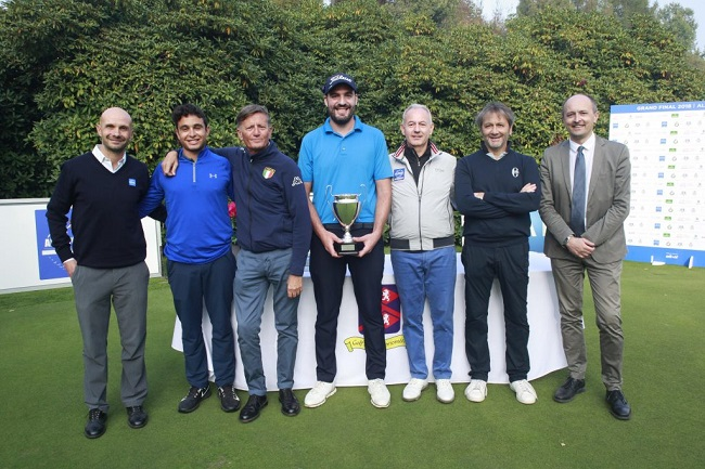 Alps Tour: Grand Final al Des Iles Borromées