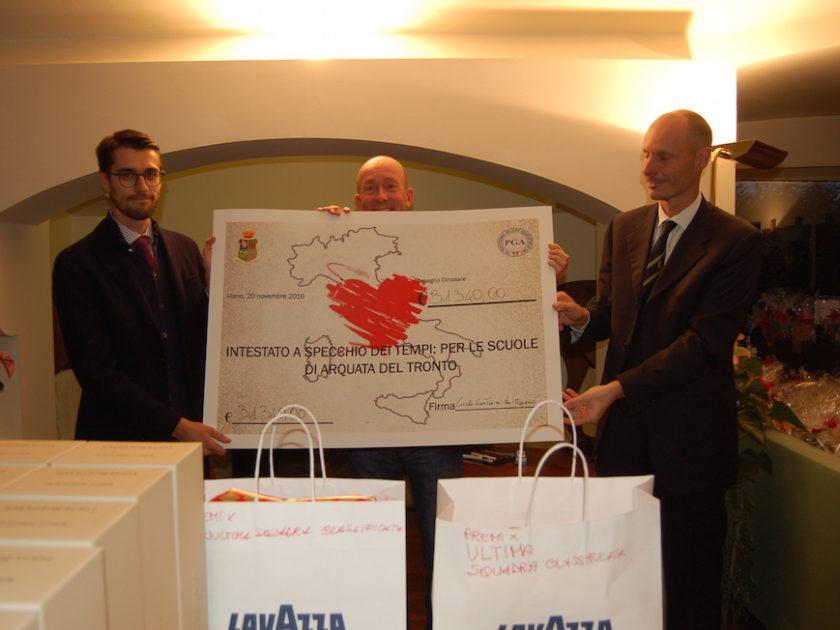 Beneficenza e record <br/>al Torino