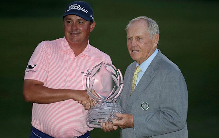 PGA: Jason Dufner profeta in patria