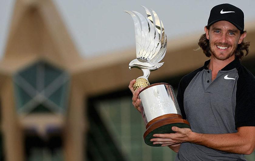 Abu Dhabi HSBC Championship: compleanno con vittoria per Fleetwood