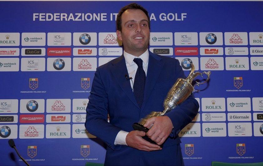 Francesco Molinari <br/>re dello sport azzurro