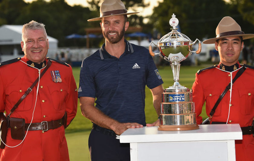 PGA Tour: DJ sbanca <br/>il Canadian Open