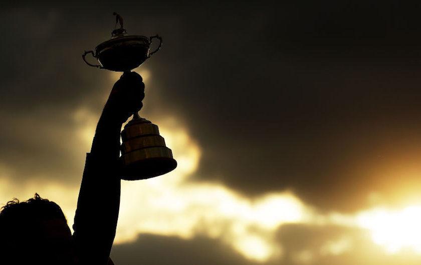 Ryder Cup: le foto <br/> da incorniciare
