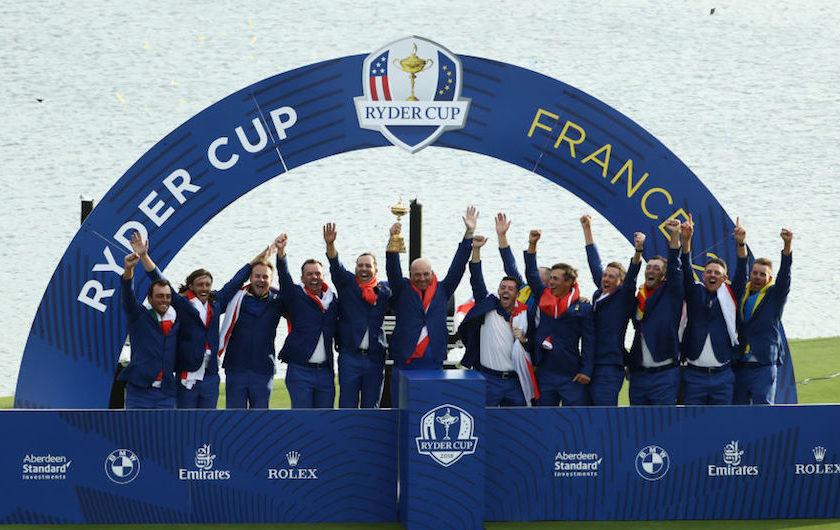 Ryder Cup: i commenti <br/>dopo il grande successo