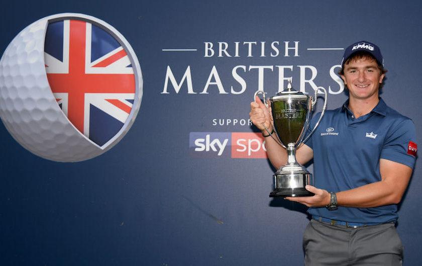 EuroTour: Dunne primo al British Masters