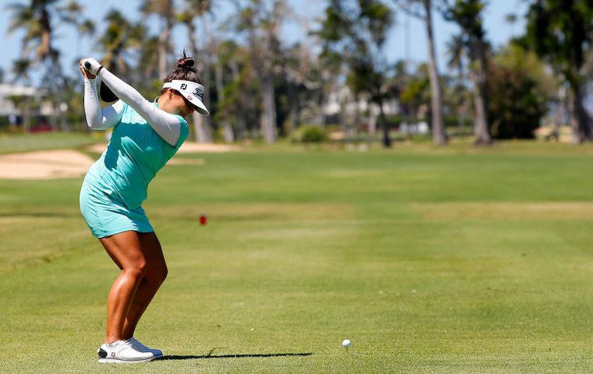 Giulia Molinaro <br/>di nuovo nell'LPGA Tour