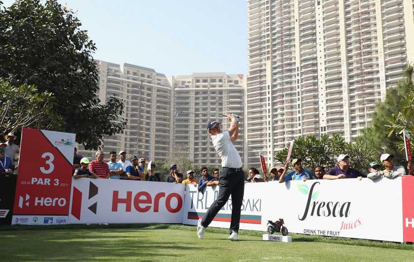 EuroTour: in India <br/>vince Wallace al playoff