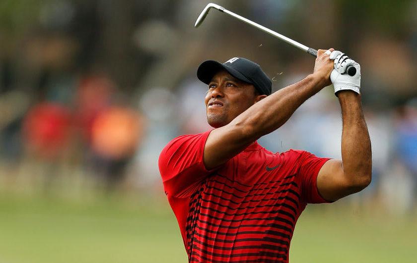 PGA Tour: Tiger secondo <br/> e seconda per Casey