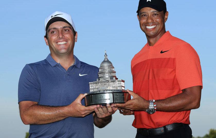 PGA Tour: Molinari <br/>nella storia