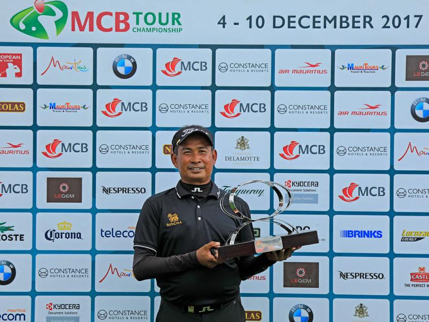MCB Tour Championship: Wiratchant record
