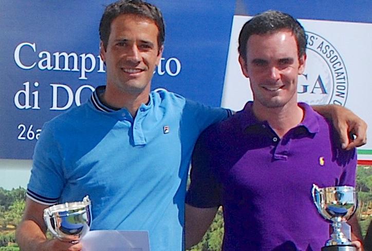 PGAI – In doppio vincono Motta e De Stefani