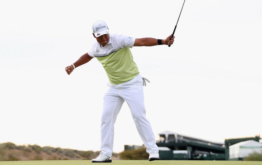 PGA: Matsuyama vince nella bolgia di Phoenix