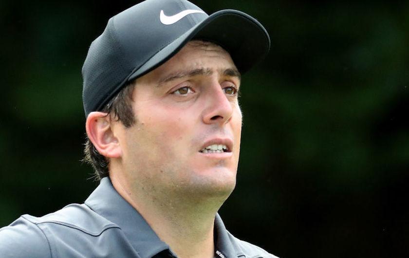 PGA Tour: <br/>Molinari si ferma