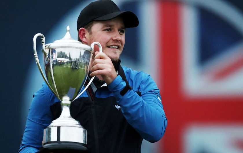 European Tour: <br/>nel British Masters <br/>s'impone Pepperell