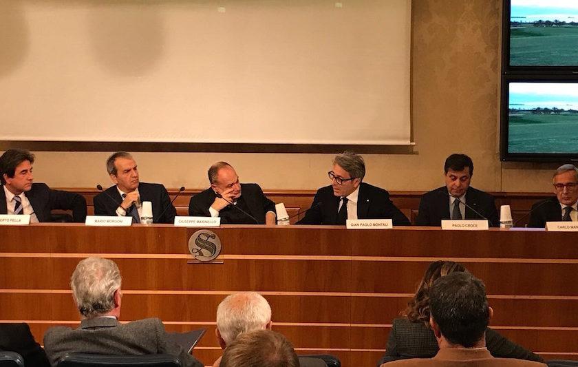 Presentato a Roma <br/>il progetto Compact Biogolf