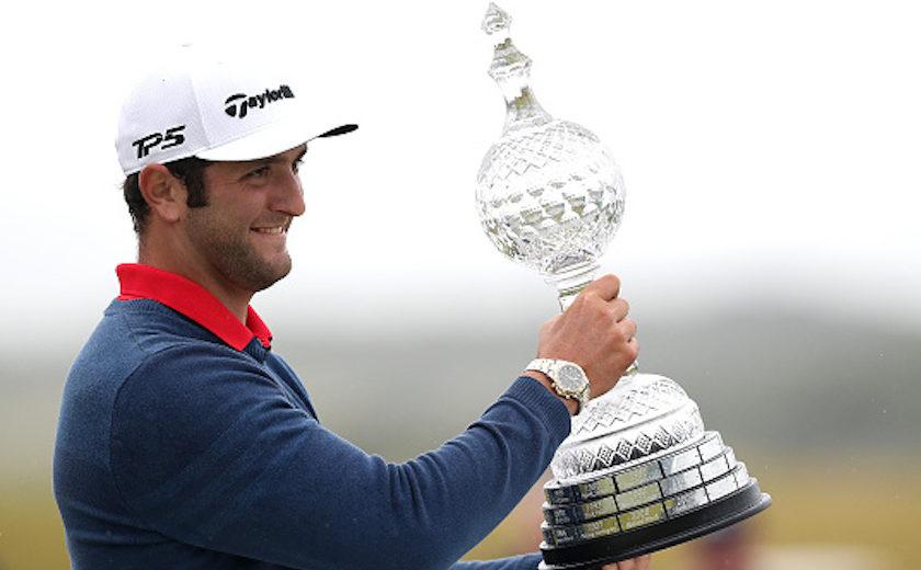 Irish Open: domina Jon Rahm