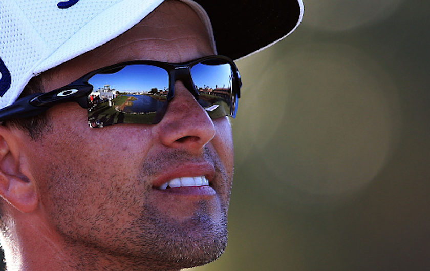 PGA Tour: Adam Scott <br/>brucia Garcia