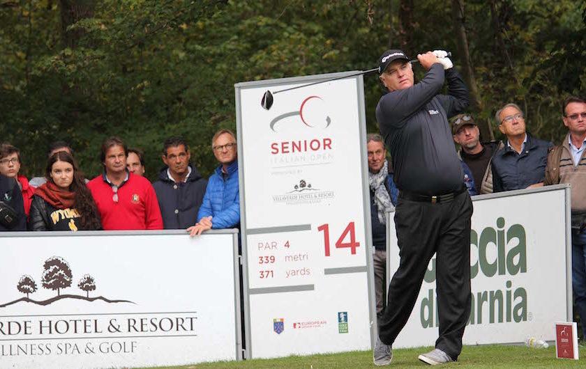 Senior Tour: Dodd vince a Udine