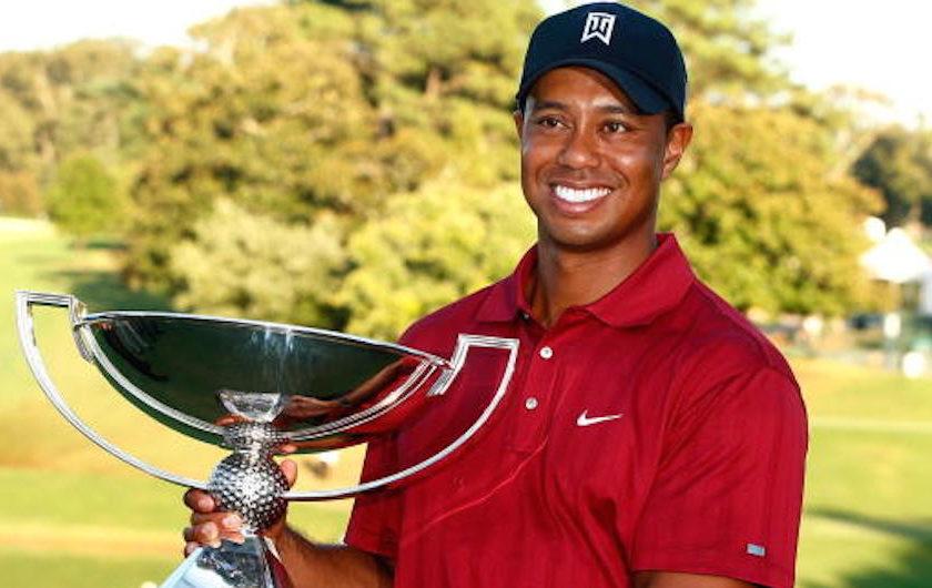 Tiger: i 79 successi sul Tour